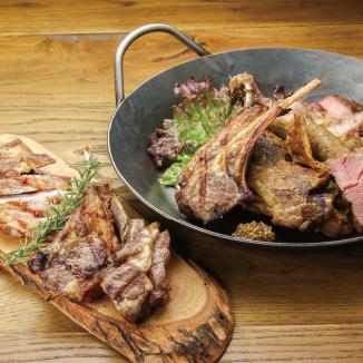 肉盛り2種・肉盛り5種